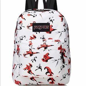 JANSPORT Disney The Incredibles 2 Backpack 🎒